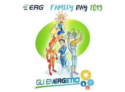Family Day: Children the focus of a day at ERG