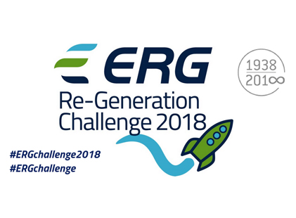 ERG Re-generation Challenge: final phase in Salerno. 10 start ups competing with sustainable energy and circular economy projects