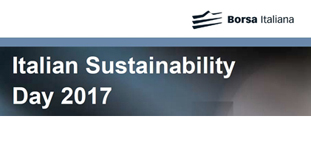 ITALIAN SUSTAINABILITY DAY